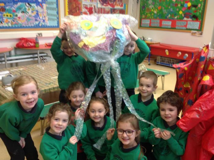 P2 love their jelly fish.